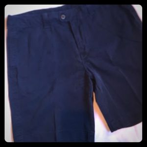 Men's Navy Polo by Ralph Lauren Chino Shorts